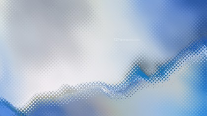 Abstract Blue and Grey Background Design