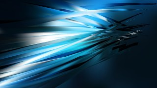 Abstract Blue Black and White Background Vector Art
