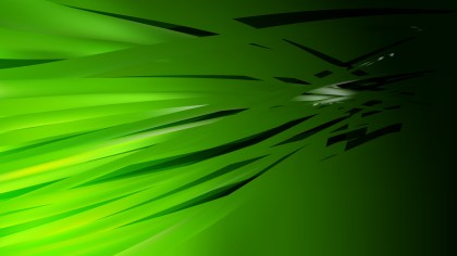 Abstract Cool Green Background Vector Image