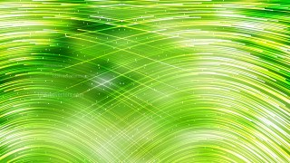 Abstract Green Yellow and White Background Vector Art