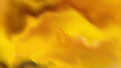 Abstract Orange Background Image