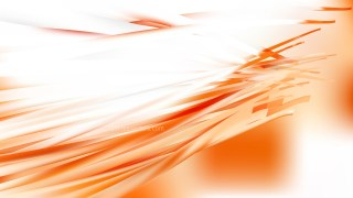 Abstract Orange and White Background Vector Image