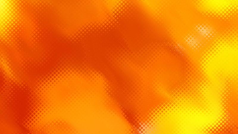 Orange and Yellow Background Design