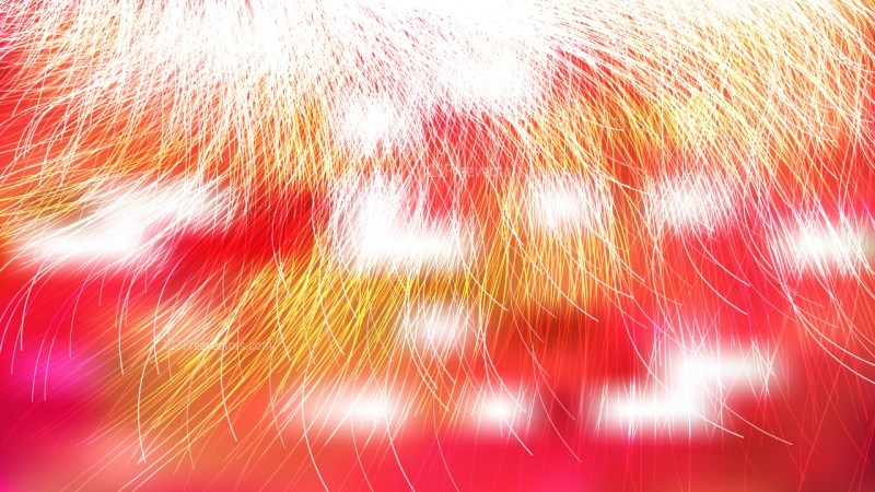 Abstract Pink Yellow and White Background Vector Art