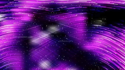 Abstract Purple and Black Background Vector Image