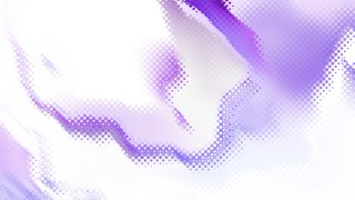 Purple and White Background Design