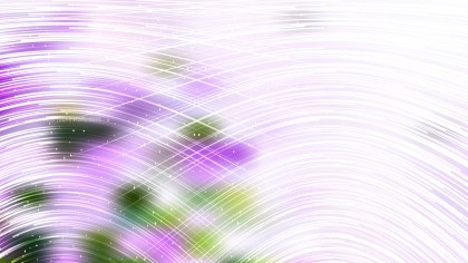 Purple Green and White Background