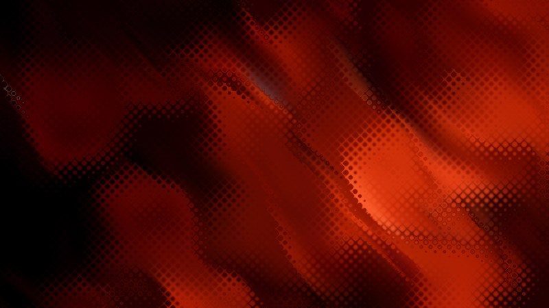Abstract Red and Black Background Design