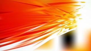 Red Orange and White Background Image