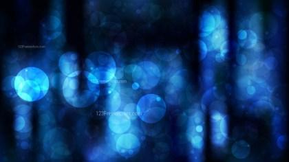 Black and Blue Defocused Background Vector Art