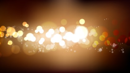 Abstract Black and Brown Defocused Lights Background Illustrator