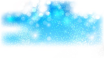 Blue and White Illuminated Background Image