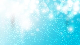 Abstract Blue and White Defocused Lights Background Vector Graphic