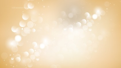 Abstract Brown and White Defocused Background Vector Image