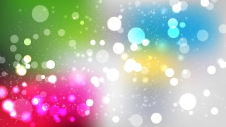 Colorful Defocused Background