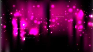 Cool Pink Blurred Lights Background