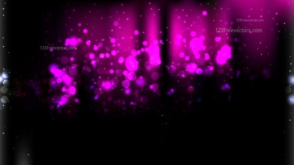 Abstract Cool Pink Defocused Background