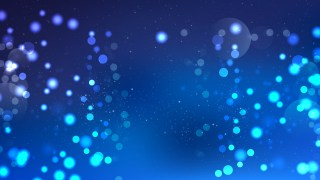 Abstract Dark Blue Illuminated Background Illustration