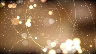 Abstract Dark Brown Blur Lights Background