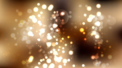 Abstract Dark Brown Blurred Bokeh Background