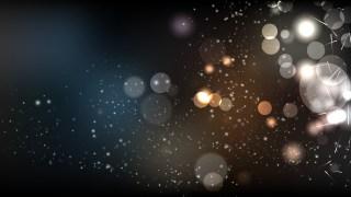 Abstract Dark Color Defocused Lights Background Vector