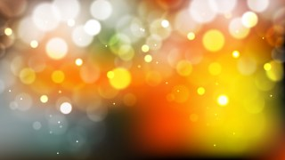 Abstract Dark Color Blurred Bokeh Background