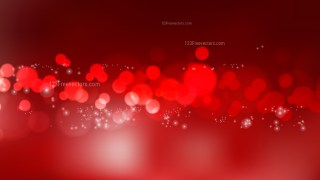 Dark Red Blur Lights Background Design