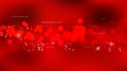 Dark Red Blur Lights Background Graphic