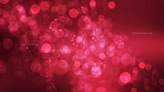Abstract Dark Red Defocused Background