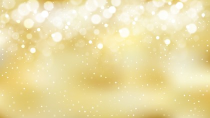 Abstract Gold Defocused Background Image