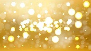 Gold Lights Background Vector Image