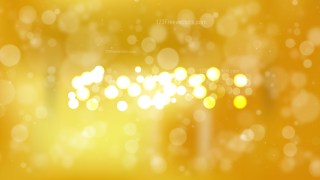 Abstract Gold Defocused Background