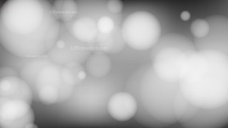 Abstract Grey Defocused Lights Background