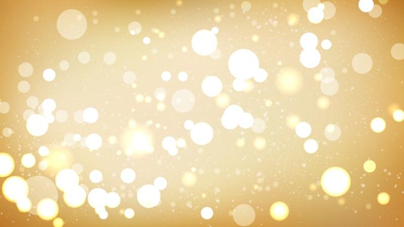 Light Brown Blurred Lights Background Illustrator