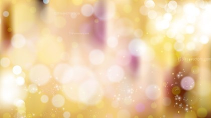 Abstract Light Color Blur Lights Background