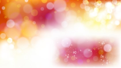 Light Color Bokeh Background Illustrator