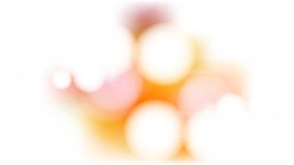 Light Color Blur Lights Background Vector