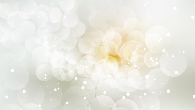 Abstract Light Color Blurred Lights Background