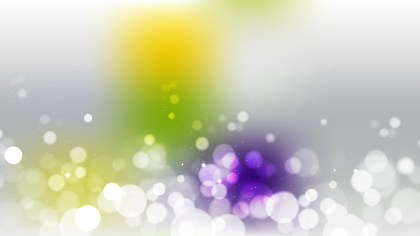 Light Color Blurred Bokeh Background Image