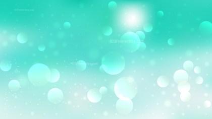 Mint Green Defocused Background