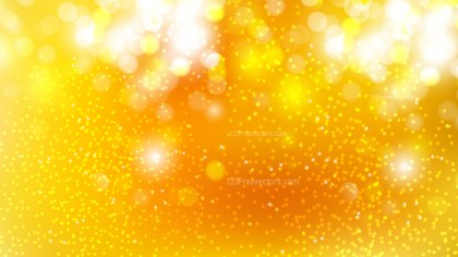 Abstract Orange and Yellow Defocused Background Vector Image