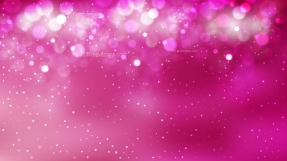 Pink Defocused Background