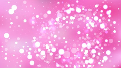 Abstract Pink Defocused Background Illustration