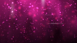 Pink and Black Blurred Lights Background