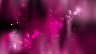 Pink and Black Blur Lights Background