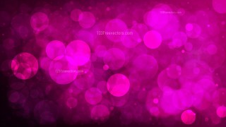 Pink and Black Blurry Lights Background Vector Art