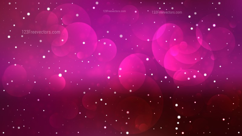 Abstract Pink and Black Lights Background
