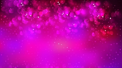 Abstract Pink and Purple Defocused Lights Background