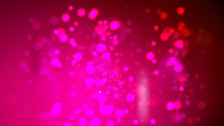 Pink and Red Blurry Lights Background Vector Image