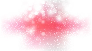 Pink and White Blur Lights Background